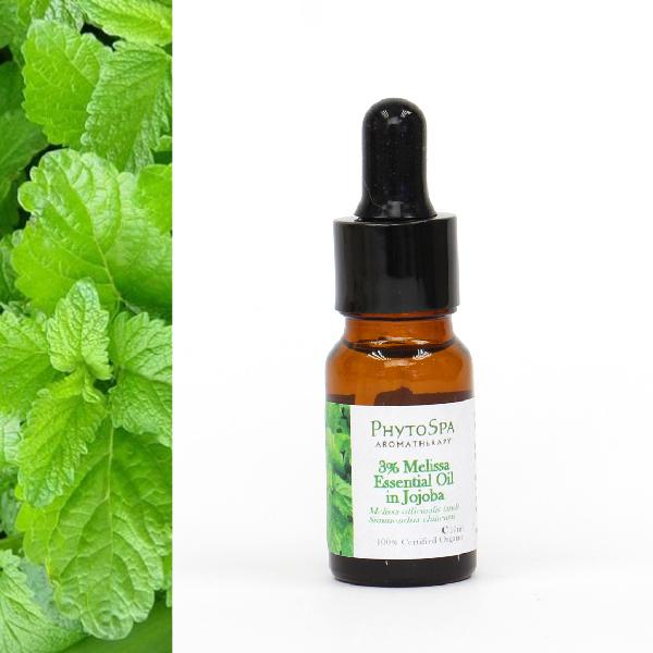 Phyto Spa Aromatherapy 有機香蜂草3%香薰精油 10ml